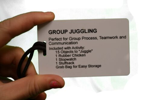 Group Juggling